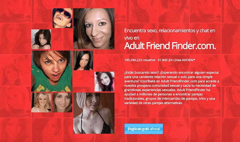 comunidad adultfriend  españa