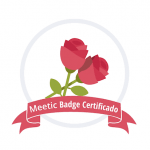 meetic badge certificado