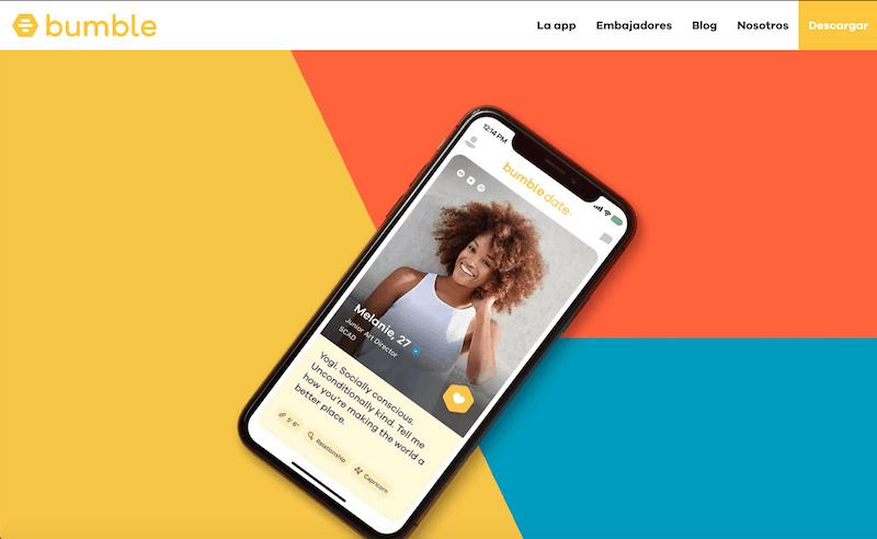Bumble - Opiniones de la App de Citas, Amigos y Networking