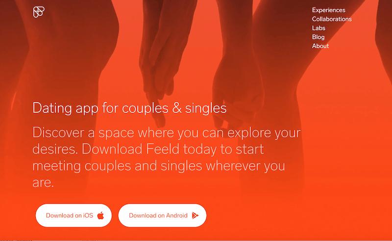 Feeld [Antes 3nder] Una Aplicación para Solteros y Parejas Liberales