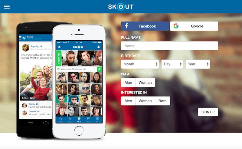 ¿Quieres Probar Skout Gratis en Español? [App para Chat, Amigos, Citas]