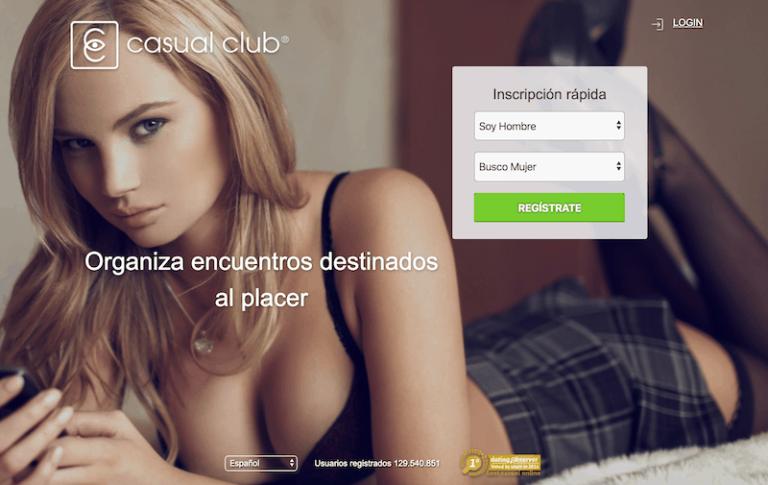 Casual Club ¿Página de Citas para Vivir tu Aventura? [Opiniones]