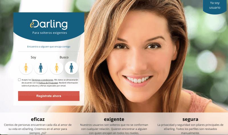 2 edarling - páginas para buscar pareja estable
